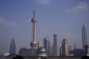 上海の子供が・・