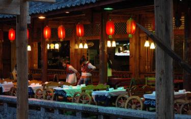 上海のレストラン